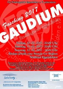 Gaudium 2017